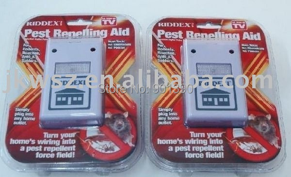 Riddex Pest Control Repelling Aid  Killer Ant Pest Repellent RIDDEX PLUS REPELLER 48pcs Freeshipping