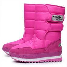Cereza de invierno zapatos botas de nieve caliente colorido espacio de la escuela secundaria femenina para ayudar a prueba de corto botas Duantong(China (Mainland))