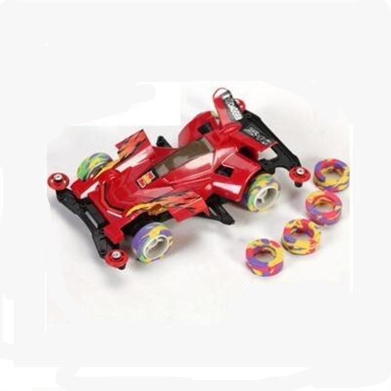 Pull Back Speeding Race Car