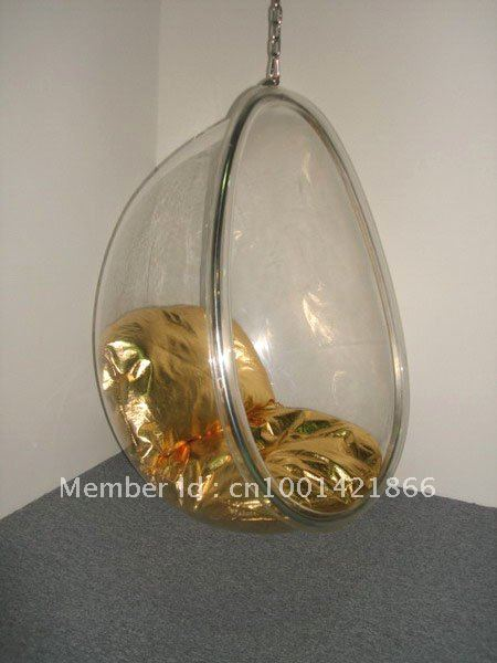 Eero Aarnio Bubble Chair / hanging ball chairEyeball chair(China (Mainland))