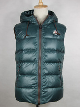 New Mens Fashion Goose Down Vest(China (Mainland))