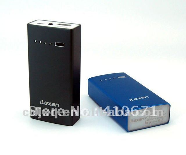 USB Mobile power 4400mAh
