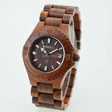 35 mm de diámetro mujeres tamaño barato y fino relojes de madera resistente al agua con japón miyota movimiento
