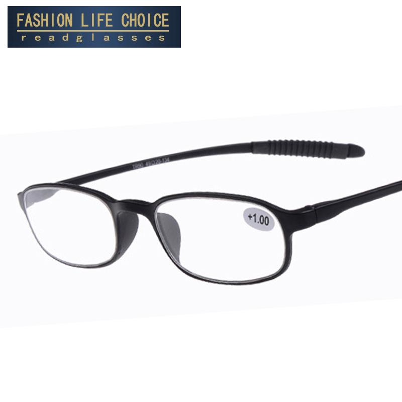 new light comfy stretch reading glasses presbyopia 1 0 1 5