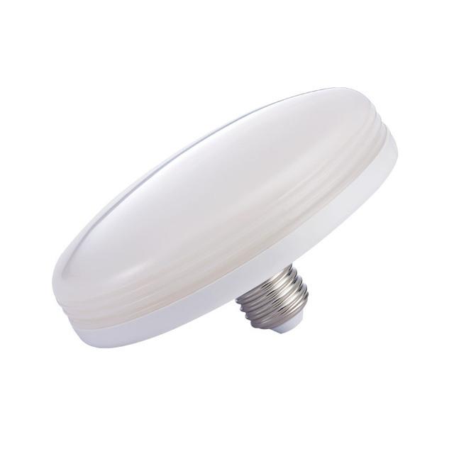 220V voltage high brightness UFO led flat light bulb 18w ...
