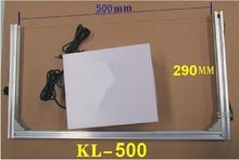 Kl500 hilo caliente cortador de espuma máquina de corte herramienta modelo que hacen el paquete dispositivo