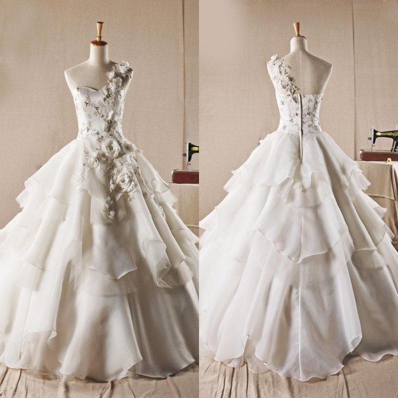 2014 New Design Princess Crystal Alibaba Pink Fashion Dress Wedding Made China A3309 - Happiness is like the flowers store