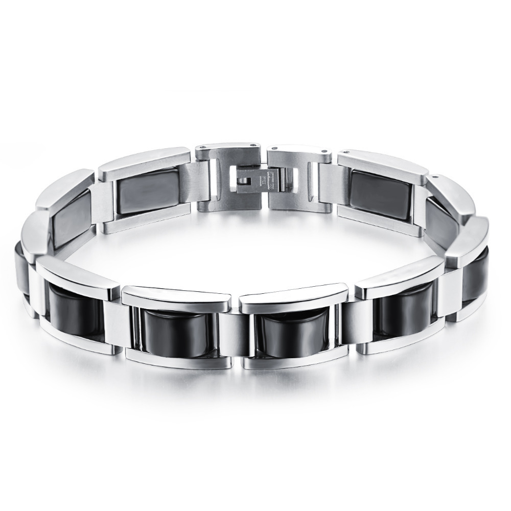 s stainless steel bracelet health care jewelry fashion