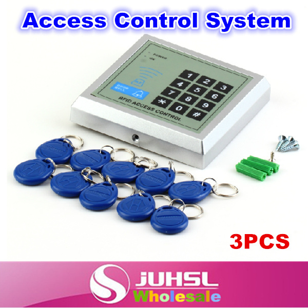 Upgraded version of access control systems,door lock electronic,access one machine sets,single door access controller,x3(China (Mainland))