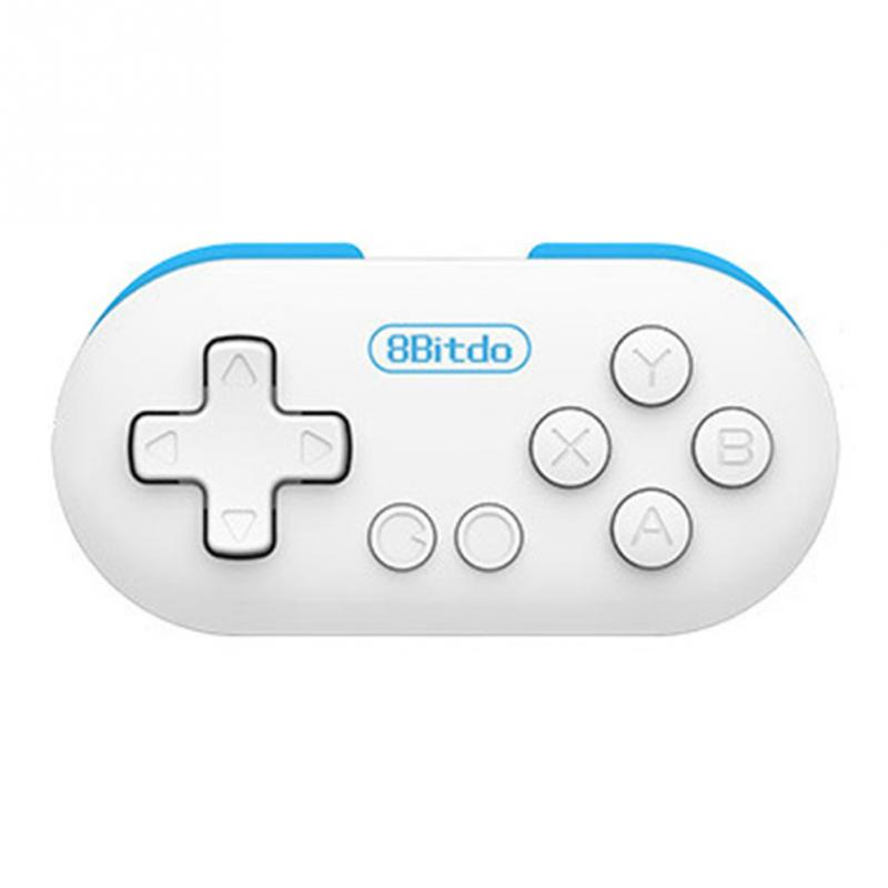 3 In1 Mini 8Bitdo ZERO Mini Bluetooth Gamepad Bluetooth Gamepad Wireless Game Controller Shutter For Android iOS Windows Mac OS(China (Mainland))