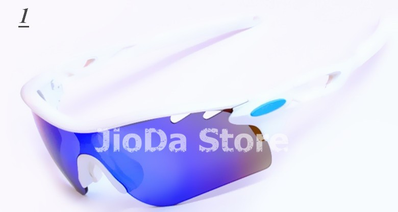 2015 Fashion Men And Women Riding Glasses High Quality  Multicolor