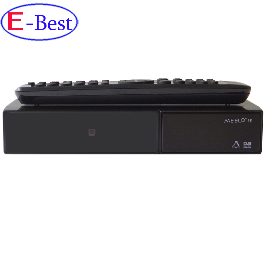 Hot Selling Meelo+se Original Software Twin Tuner Satellite Receiver Linux 1300 MHz CPU Linux OS Same function as Vu Solo 2 SE(China (Mainland))