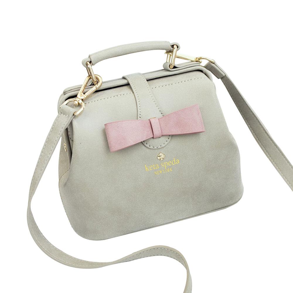 Women Pu Leather Handbags 2015 New Fashion Casual Ladies Bow Hasp Women Shoulder Messenger Bags Women Bag Size 22*16*11cm YA0431