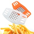 Hot Sale Stainless Steel Vegetable Potato Slicer Cutter Chopper Chips Making Tool Potato Cutting Fries Tool