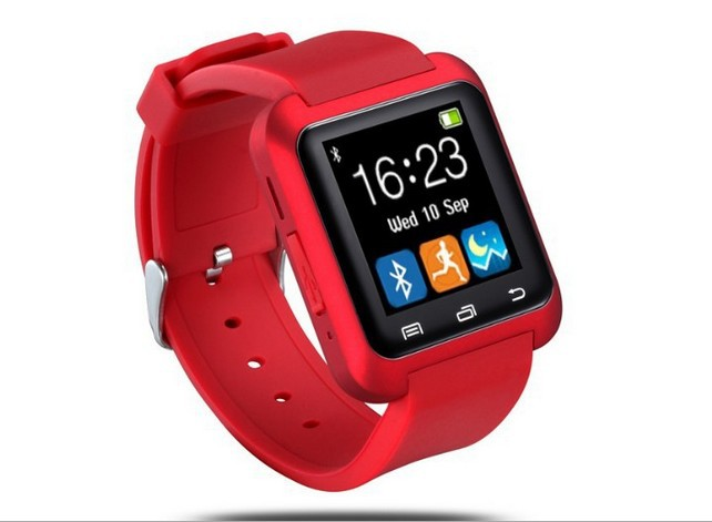 Color Display Color and bluetooth Operation System Bluetooth smart watch U80 Android Wirstwatch(China (Mainland))