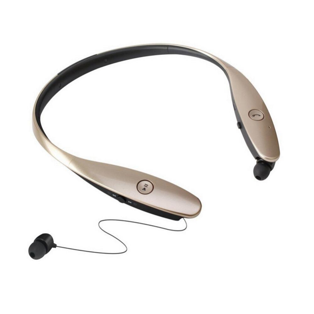 New Bluetooth Headset for iPhone Samsung LG Wireless Mobile Earphone Bluetooth Headphones for Mobile Phone(China (Mainland))
