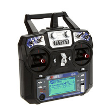 Original Brand New 2.4GHz 6CH Flysky FS-i6 AFHDS 2A Radio System Transmitter for RC Helicopter Glider with FS-iA6 Receiver(China (Mainland))
