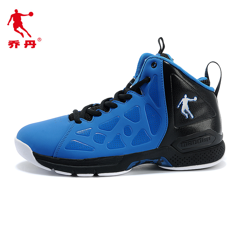 Free shipping new goods to Jordan basketball shoes men slip damping wearable new high-top sneaker size between 7 - 11(China (Mainland))