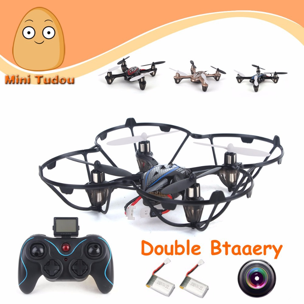 2.4G 6 Axis 3D Rotation RC Quadcopter Quad Copter Mini Drone Camera With Double Battery Helicopter Radio Remote Control Toys(China (Mainland))