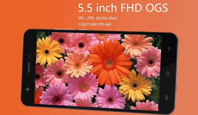 Оригинал jiayu С3+ 4G сети LTE FDD в MTK6753 Восьмиядерный смартфон 5.5