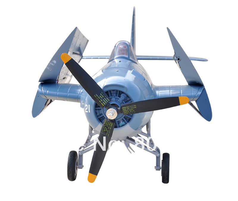RC F4F fighter World War 2 US Classic Air force wildcat jets rc hobby(China (Mainland))