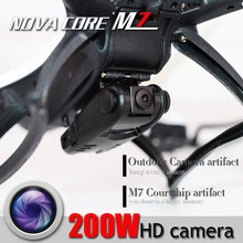 flying helicopter camera quadcopter 4CH 4-Axis 2.4G Remote Control Helicopter Quadcopter Drone nova core M7