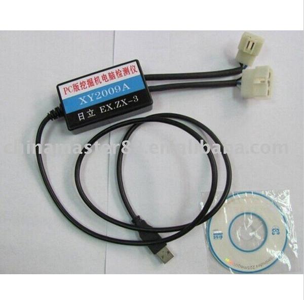 High Quality Dr.ZX diagnostic tool V2011A / DRZX for Hitachi Excavator(China (Mainland))