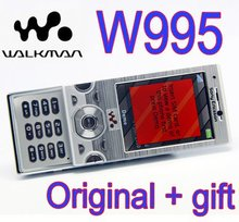 Original Refurbished Sony Ericsson W995 Mobile Phone 8MP 3G WIFI Unlocked(China (Mainland))