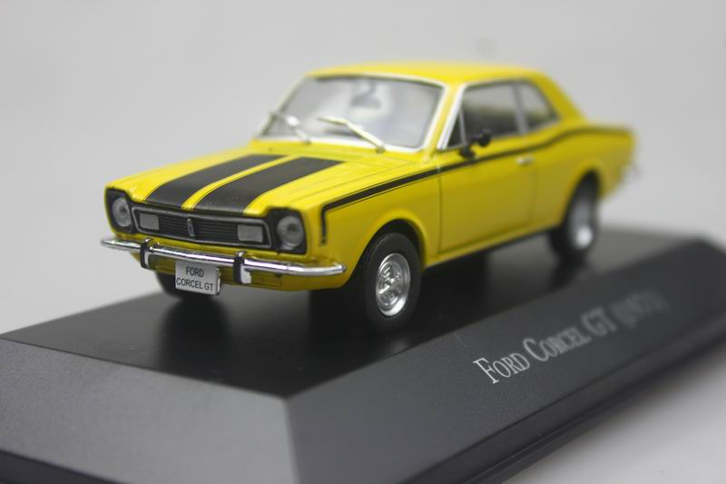 ixo 1:43 FORD Corcel GT 1971 alloy car models car(China (Mainland))
