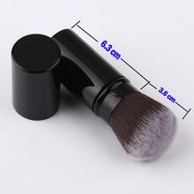 20pcs lot 2014 hot Hot Fashion Pro Makeup Retractable Blush Brush Powder Cosmetic Adjustable Face Power