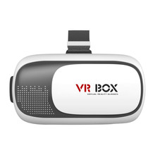 New Virtual Reality VR BOX II 2.0 Version 3D Glasses For 4.7-6 inch phone