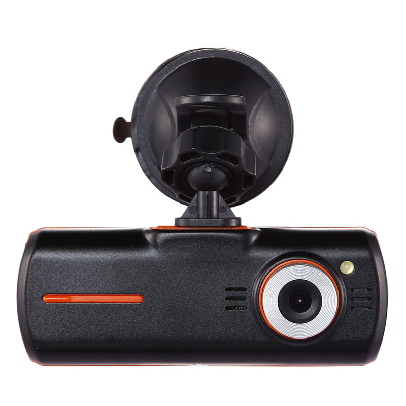 2015 Best Selling 2.7 Inch Dual Lens 140 Degree Wide Angle Full HD 1080P Car DVR Camera Recorder Motion Detection Dash Cam 30FPS(China (Mainland))