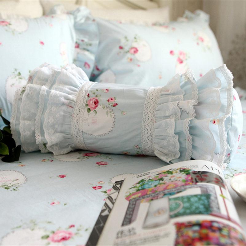 Cojines bordados a mano compra lotes baratos de cojines - Decoracion ropa de cama ...
