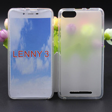 High Quality Cover for Wiko Lenny 3 Case Soft Silicone TPU Gel funda Coque Case For Wiko Lenny3 Phone Protective Back Cases