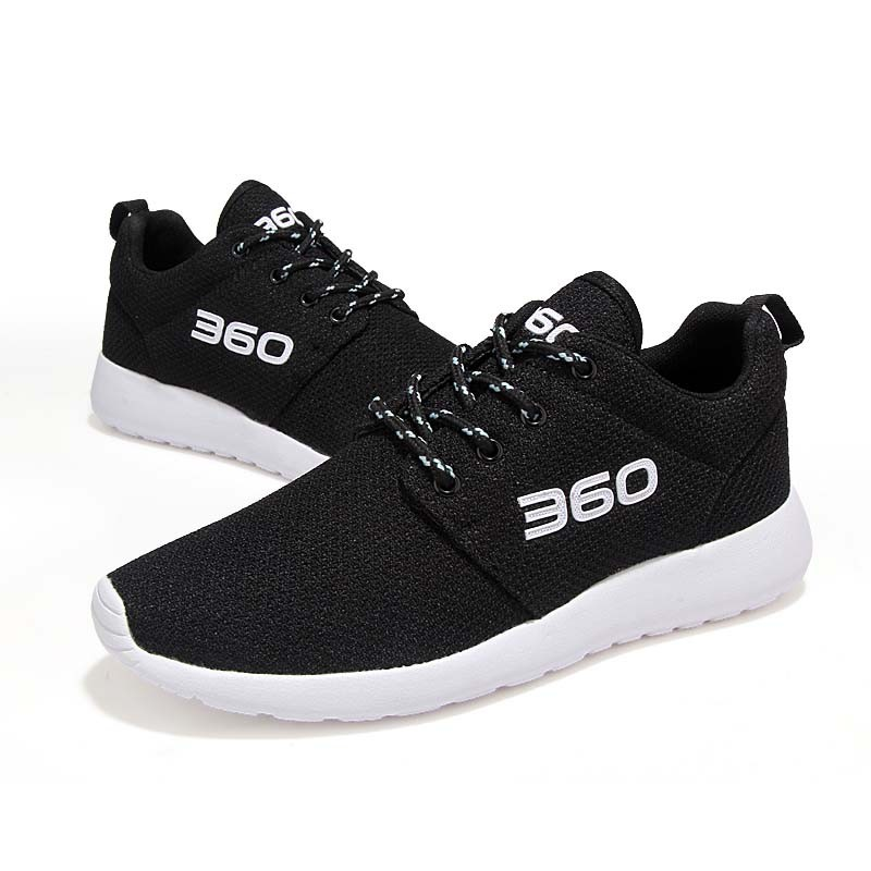 Fashion Mens Casual Shoes Air Mesh Canvas Trainers for Men Women Outdoor Sport Breathable Shoes Male Flats Big Size Black 45 46