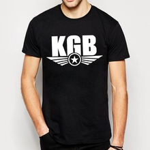Buy CCCP Russian T Shirts USSR Soviet Union KGB Moscow Cold War Russia Putin Men Cotton O Neck Short Sleeve Ringer Euro Size T-Shirt for $9.99 in AliExpress store