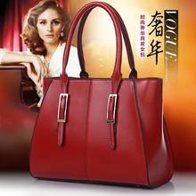 2015 оптовая продажа мода стиль натуральная кожа женщин сумки мягкие плеча мешки с молнией для дам