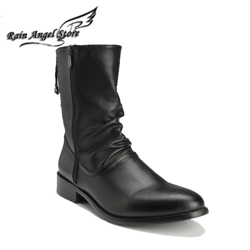 aliexpress buy korean s boots fashion pu leather