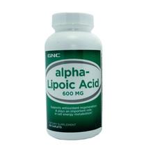 Альфа-Липоевая Кислота 600 МГ 60 Капсул Поддерживает антиоксидантной регенерации играет важную роль в клеточной энергии метаболизма(China (Mainland))