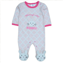 Baby Sleepers Free Shipping High Quality Similar Carters Blanket Sleepers Full Round Collar Cute Nreborn Unisex Baby Pyjama(China (Mainland))