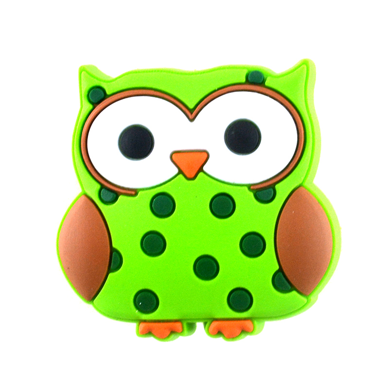 Гаджет  Top quality for soft kids owl furniture handles drawer pulls kids bedroom dresser knobs None Мебель