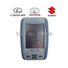TOYOTA DENSO Intelligent Tester 2,toyota IT2,Toyota Tester 2 II 2014.04 with oscillograph and multimeter function(China (Mainland))