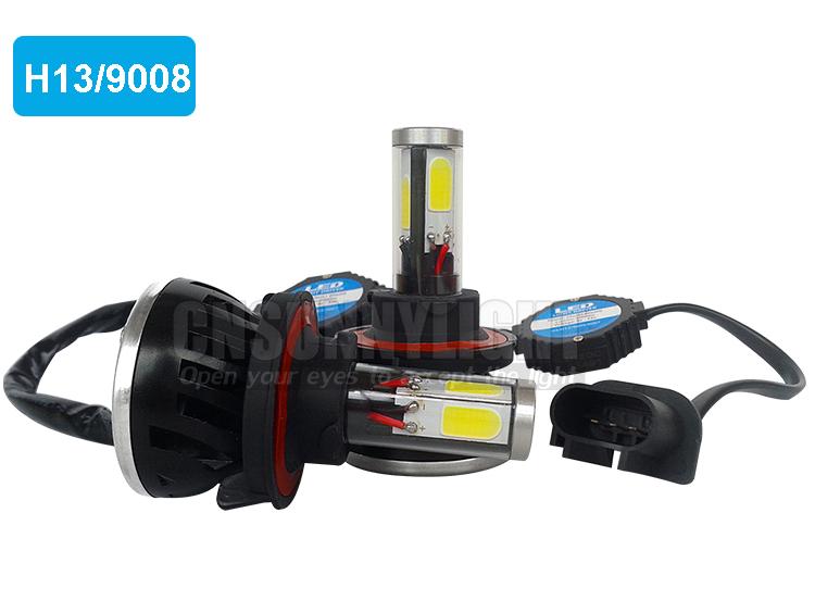 H4 H7 H13 H11 H1 9005 9006 COB LED Headlight 80W 8000LM Super Brigh Car LED Headlights Bulb Head Lamp Fog Light Pure White 6000K (1)