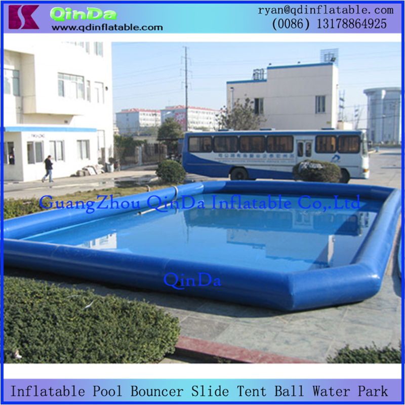 Hot Sale Pool Type Pvc Inflatable Swimming Pool For Water Ball Boat Use In Pool