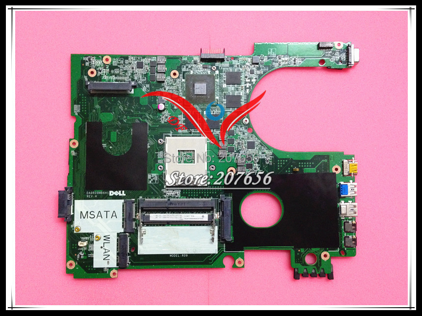 For DELL INSPIRON 17R N7720 MOTHERBOARD NVIDIA GEFORCE GT650M 72P0M 072P0M(China (Mainland))