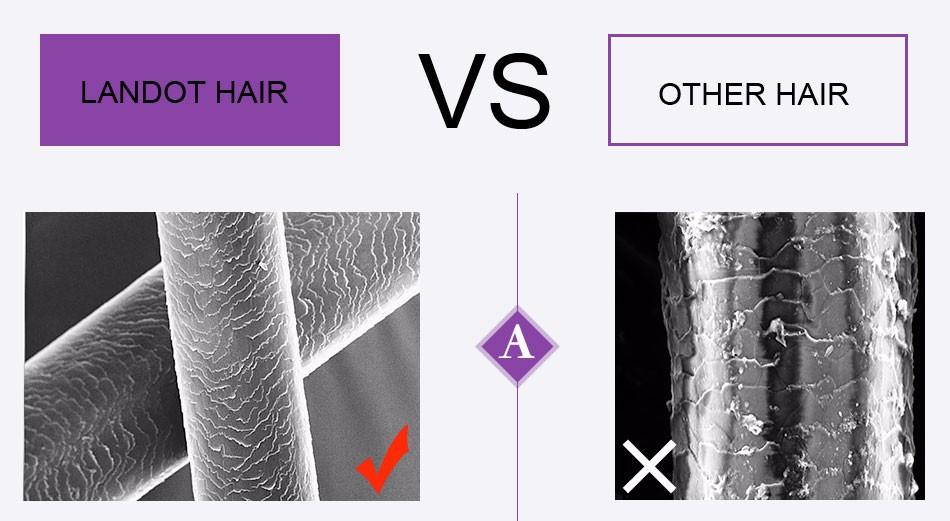 The best hair bulk clean natural raw unprocessed virgin hair double drawn remy bulk for braiding hair 1pcs can bleach any color