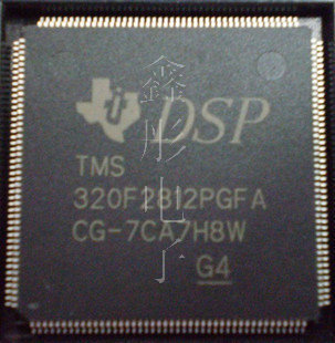 TI original authentic TMS320F2812PGFA LQFP176 package air conditioner inverter IC(China (Mainland))