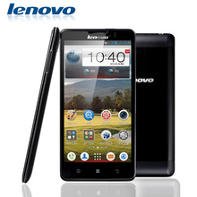 Original Lenovo P780 5-inch HD MTK6589 1.2Ghz 1GB RAM 4GB ROM Quad-core 3G Smartphone OTG 4000mAh Battery 8.0MP Camara