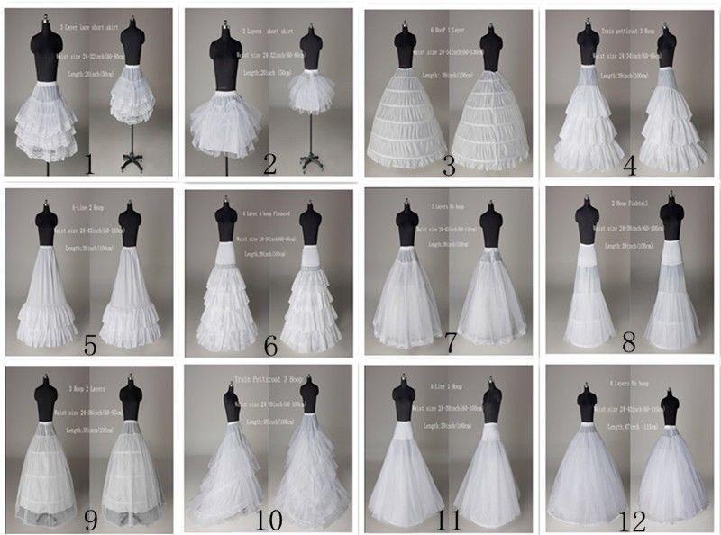 Обручи для платья