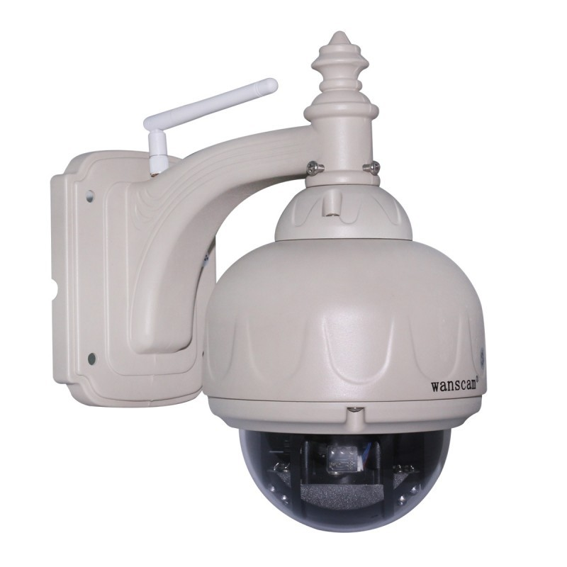 Wireless IP Pan/Tilt/Night Vision Camera - amazon.com